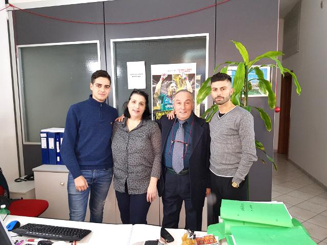 Staff ufficio Consulenze Fiumicino